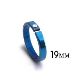 Listen To Me 厂家批发情侣钛钢变色戒指 时尚创意个性 不锈钢不退色戒圈 LT5006-16