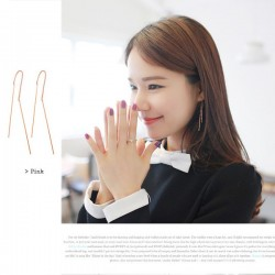 韩国官网进口高档耳饰现货款HG028-70