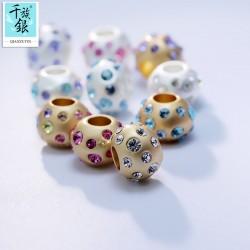 潘家奇妙珠子DIY配件手链项链吊坠时尚手工饰品 Q176