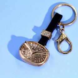 创意名牌标识汽车钥匙扣 包包扣 装逼利器 百搭配件 1967