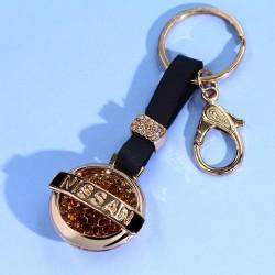 创意名牌标识汽车钥匙扣 包包扣 装逼利器 百搭配件 1968
