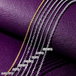 精品项链配饰配件 不退色 钛钢 不锈钢链条 多样式 668