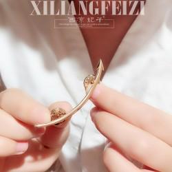 西凉妃子 新款韩版个性丘比特箭头胸针弓箭胸花插针饰品 X934-33